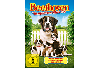 Ein Hund namens Beethoven - Komplettbox DVD