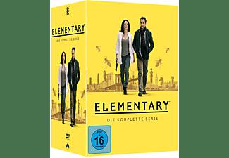 Elementary - Die komplette Serie [DVD]