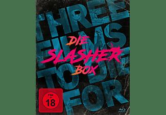 Die Slasher-Box - Three Films To Die For Blu-ray