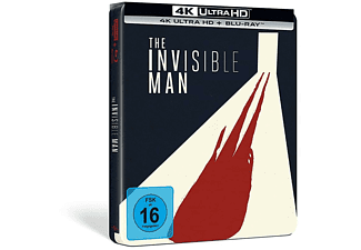 Der Unsichtbare Steelbook 4K Ultra HD Blu-ray