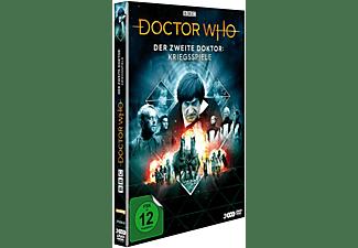 Doctor Who - Der Zweite Doktor: Kriegsspiele DVD