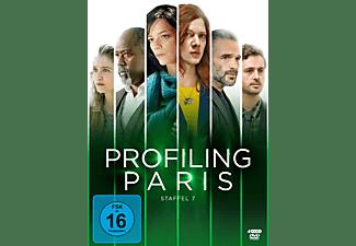 Profiling Paris - Staffel 7 DVD