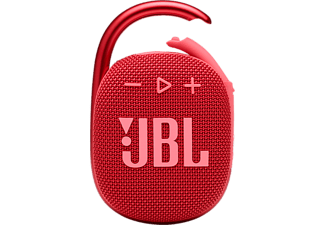 JBL Clip 4 - Enceinte Bluetooth (Rouge)