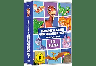 In einem Land vor unserer Zeit - Film-Komplettbox (Alle Filme 1-14) DVD