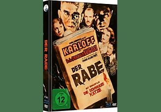 Der Rabe-Limited Mediabook (Blu-ray+DVD) [Blu-ray + DVD]