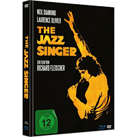 The Jazz Singer-Limited Mediabook (Blu-ray+DVD)  - (Blu-ray + DVD)