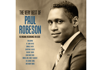 Robeson Paul - VERY BEST OF  - (CD)