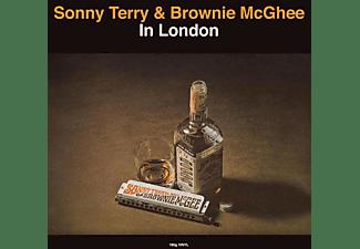 Terry, Sonny & McGhee, Brownie - In London  - (Vinyl)