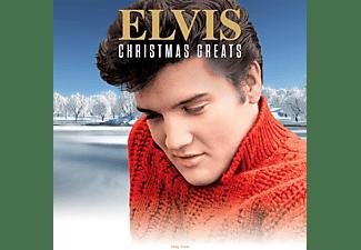 Elvis Presley - ELVIS CHRISTMAS GREATS  - (Vinyl)