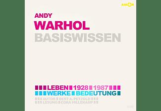 Cora Hillekamp - Andy Warhol-Basiswissen  - (CD)