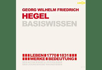 René Wagner - Friedrich Hegel-Basiswissen  - (CD)