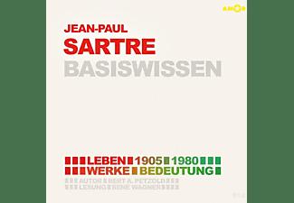René Wagner - Jean-Paul Sartre-Basiswissen  - (CD)