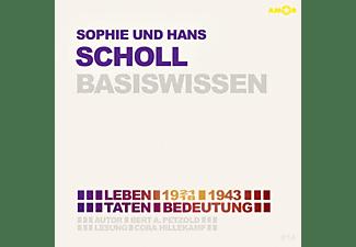 Cora Hillekamp - Sophie und Hans Scholl-Basiswissen  - (CD)