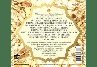 Ludwig Güttler / Blechbläserensemble Ludwig Güttler - Sächsische Weihnacht  - (CD)
