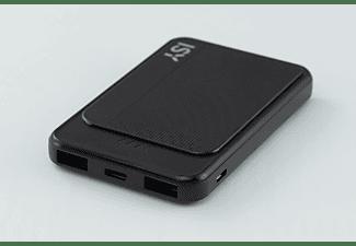 ISY Powerbank 5000mAh, Schwarz (IPP-5000-C-BK)