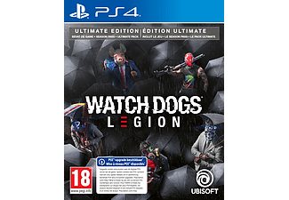 Watch Dogs Legion Ultimate Edition NL/FR PS4