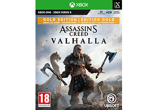 Assassin's Creed: Valhalla Gold Edition NL/FR Xbox One