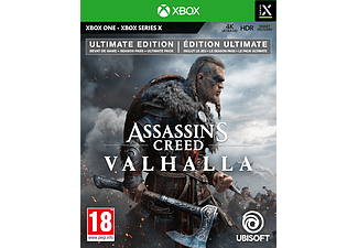 Assassin's Creed: Valhalla Ultimate Edition  NL/FR Xbox One