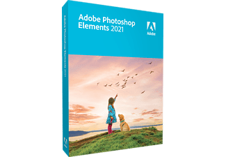 PC/Mac - Adobe Photoshop Elements 2021 /D