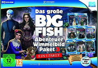 DAS GROSSE BIG FISH ABENTEUER WIMMELBILD-PAKET 3 - [PC]
