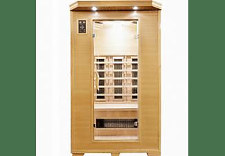 SANOTECHNIK CARMEN 2 Infrarotkabine für 2 Personen, 1800 Watt (J50120)