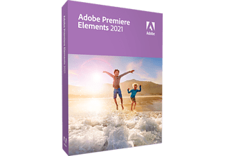 PC/Mac - Adobe Premiere Elements 2021 /D