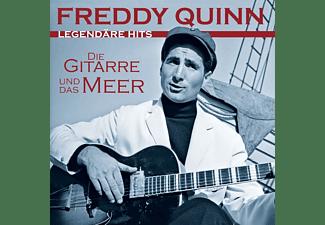 Freddy Quinn - Die Gitarre Und Das Meer/Legendäre Hits  - (CD)