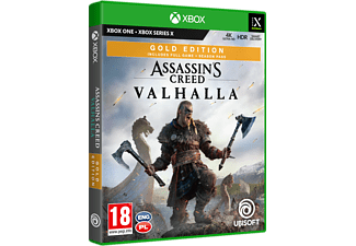 Assassin's Creed Valhalla - Gold Edition (Xbox One & Xbox Series X|S)