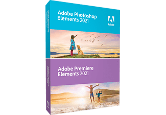 PC/Mac - Adobe Photoshop Elements 2021 & Premiere Elements 2021 /D