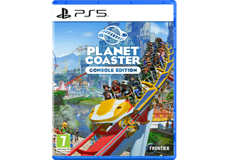 Planet Coaster PlayStation 5