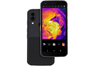 CATERPILLAR S62 Pro 128 GB Schwarz Dual SIM