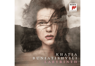 Khatia Buniatishvili - LABYRINTH  - (Vinyl)