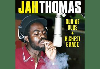 Jah Thomas - Dub Of Dubs + Highest Grade  - (CD)