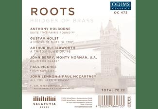 Salaputia Brass - ROOTS  - (CD)