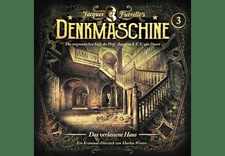 Die Denkmaschine - Folge 3: Das verlassene Haus  - (CD)