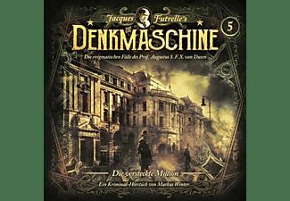 Die Denkmaschine - Folge 5: Die versteckte Million  - (CD)