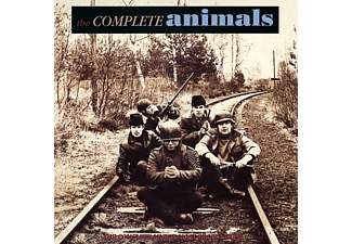 The Animals - Complete Animals-Limited 180 Gram Transparent Bl  - (Vinyl)