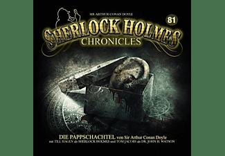 Sherlock Holmes Chronicles - Die Pappschachtel-Folge 81  - (CD)