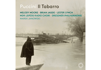 Moore/Jagde/Lynch/Janowski/Dresdner Philharmonie - IL TABARRO  - (SACD Hybrid)