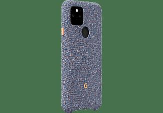 GOOGLE GA02060, Backcover, Google, Pixel 5, Blue Confetti