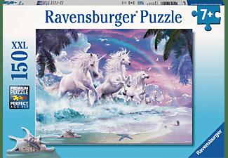 RAVENSBURGER Einhörner am Strand Puzzle Mehrfarbig