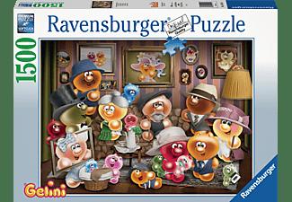 RAVENSBURGER Gelini Familienporträt Puzzle Mehrfarbig