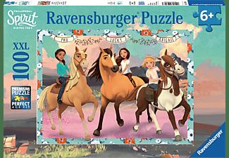 RAVENSBURGER Lucky und ihre Freundinnen Puzzle Mehrfarbig