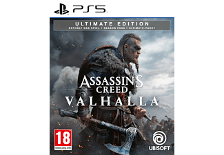 PS5 - Assassin's Creed Valhalla : Ultimate Edition /Multilingue