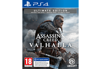 PS4 - Assassin's Creed: Valhalla - Ultimate Edition /Mehrsprachig