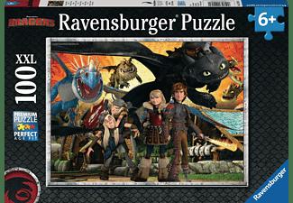 RAVENSBURGER Dragons - Drachenfreunde Puzzle Mehrfarbig