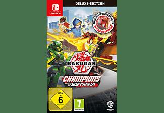 Bakugan: Champions von Vestroia Deluxe Edition - [Nintendo Switch]