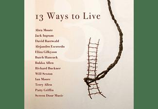 VARIOUS - 13 WAYS TO LIVE  - (CD)