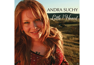 Andra Suchy - LITTLE HEART  - (CD)