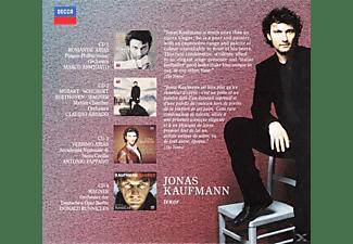 Jonas Kaufmann - Jonas Kaufmann: 50 Great Arias  - (CD)